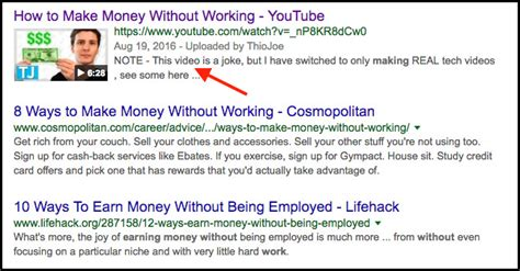 Make Money Without Money Online - how to make money not working how to