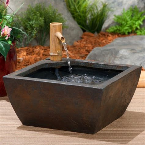 container water garden supplies container pond for patio balcony by aquascape 174
