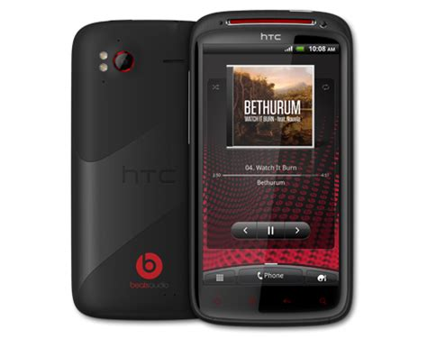 htc announces the sensation xe with beats audio | android