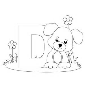 letter d coloring pages coloring pages for letter quot d quot coloring pages for