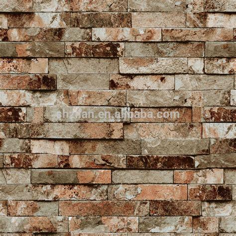 klinker tapete 3d brick wallpaper my
