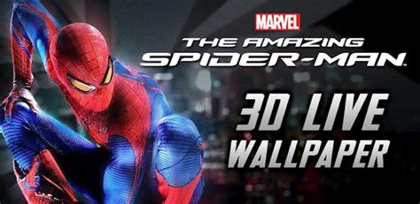 The Amazing Spiderman 3d Live Wallpaper