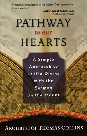 pathways to our hearts book archbishop collins