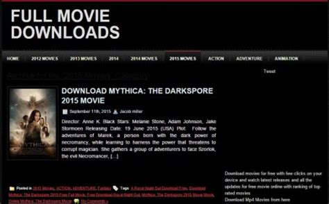 recommended film download sites 2016 top 50 best movie download sites for full movie
