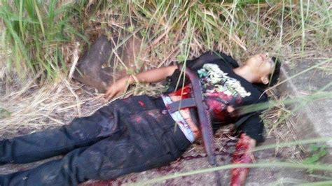 imagenes fuertes de pandilleros muertos diario digital de noticias de el salvador