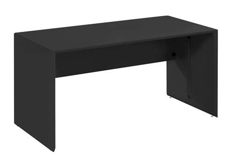 schreibtische schwarz schreibtisch schwarz haus mobel schreibtisch 150 cm 59902