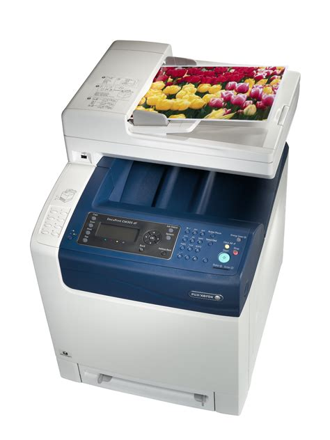 Fuji Xerox Printers Docuprint Cm305 Df A4 Colour Laser