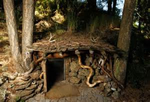 living in a real hobbit house