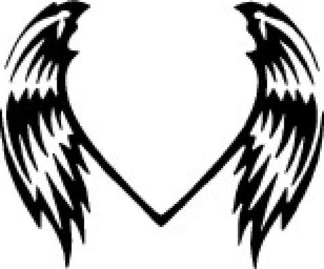 heart wing logo clip art vector clip art online royalty animal wings vector clip art vector free download