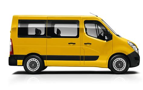 renault trafic 9 passenger van new renault trafic and master passenger vans available