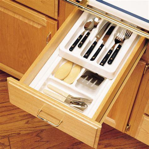 Cutlery Drawer Organiser by Drawer Organizers Rev A Shelf 2 Tier Insert Cutlery