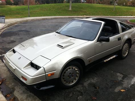 nissan datsun 1984 1984 nissan 300 zx turbo related infomation specifications