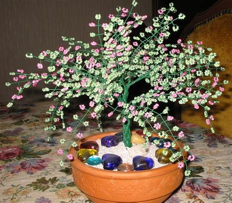perline fiori fiori di perline