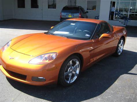 atomic orange 2009 corvette paint cross reference