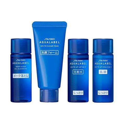 Clinique Trial Set shiseido aqualabel skin care trial set