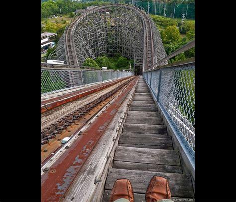 dreamland japan illegal tour abandoned amusement park nara dreamland 65