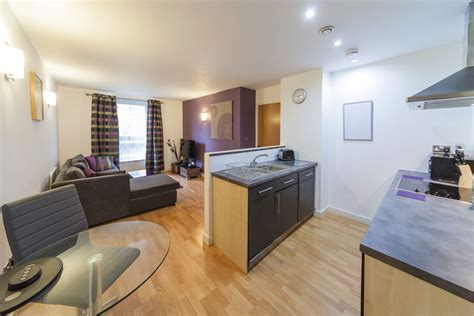 Apartment Sheffield One 1 Bed Apartments Westone Kspace Serviced Apartments