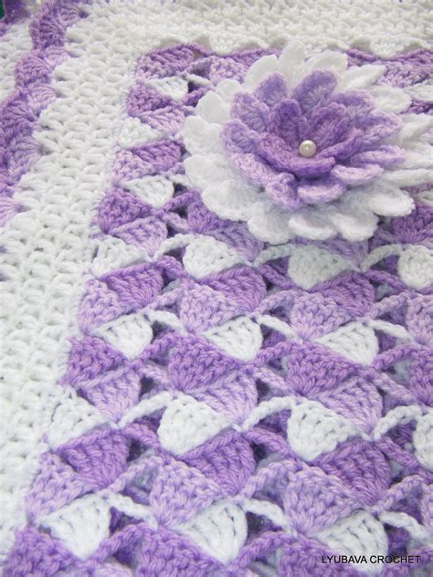 Pattern Crochet Baby Blanket | baby blanket crochet patterns free easy crochet patterns