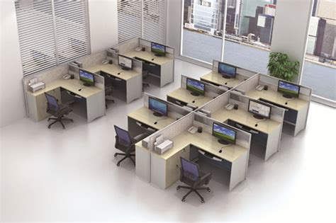 Meja Baca Minimalis Jepang High Quality bright new design office open area modern staff office