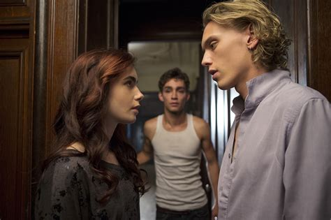 recommended teenage film four new stills from the mortal instruments city of
