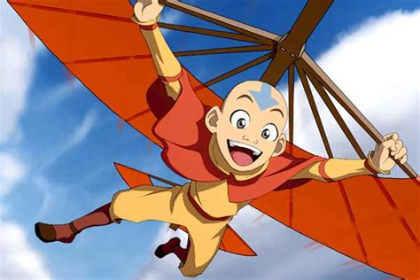 Serial Anime Legend Of Zenki new series of avatar the last airbender soars into production