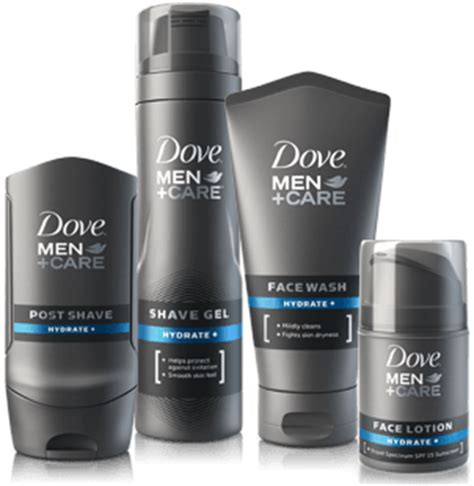 12 Top Mens Skin Care Products by Dove For Heroic Magazine