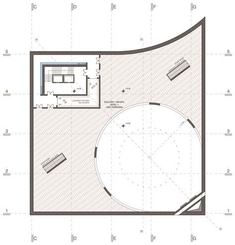 floor plan of a mosque central mosque of pristina competition entry maden