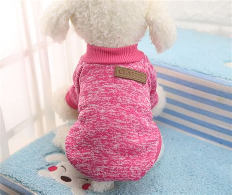 Pet Coat Jacket Winter Clothes Puppy Cat Sweater Coat Clothing App 1 pet clothing puppy cat winter cotton sweater coat jumpsuit 10type ebay