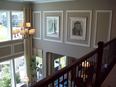 decorate  long wall   living room  wall