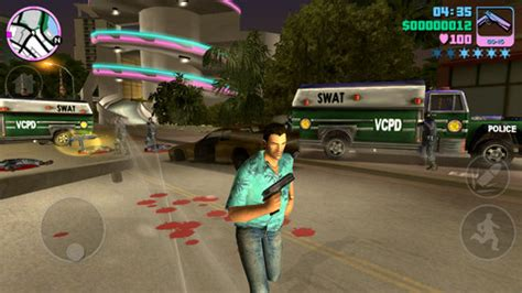 grand theft auto: vice city for ios released on the app store
