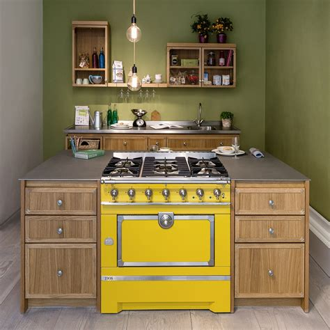 mini kitchen island mini island idea for small kitchens by la cornue