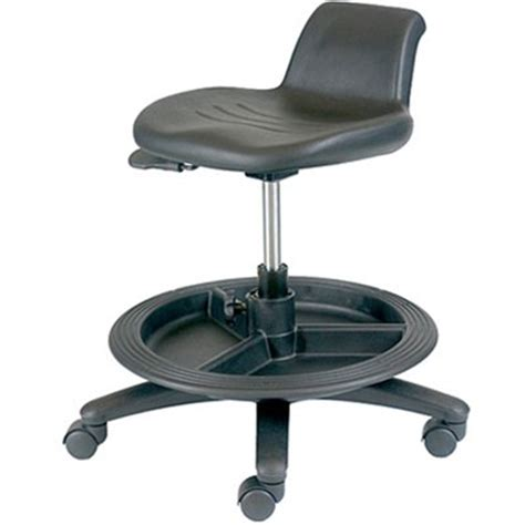 Ergonomic Work Stool by Office Master Ws11 Ergonomic Industrial Work Stool With Tooltray