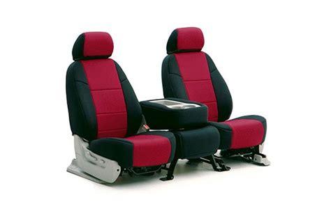 neosupreme seat covers vs neoprene car seat covers coverking best custom auto seat covers