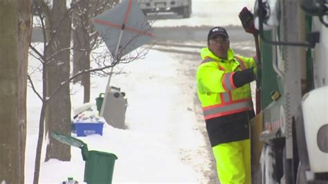 Garbage Collection Kitchener weekly curbside garbage pickup now a thing of the past