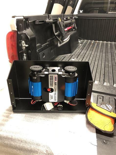 bed mounted arb dual compressor tacoma world
