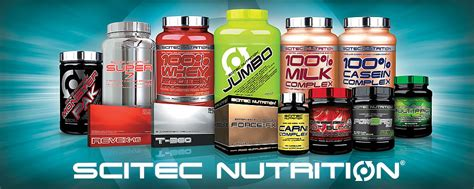The Garage Nutrition Wts Scitec Nutrition