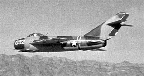 Crush Gear Zero Delta By 21 Auto file 4477th test and evaluation squadron mig 17f in flight