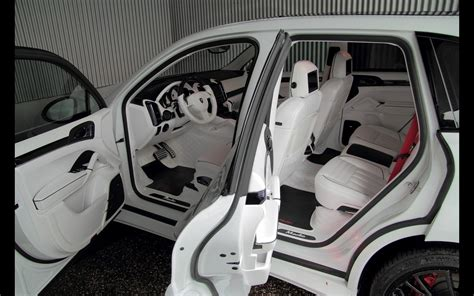 white porsche interior 2013 germany porsche cayenne white