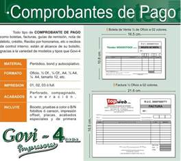 monto de pago de entrega de libreta contabilidad reglamentos de comprobantes de pago