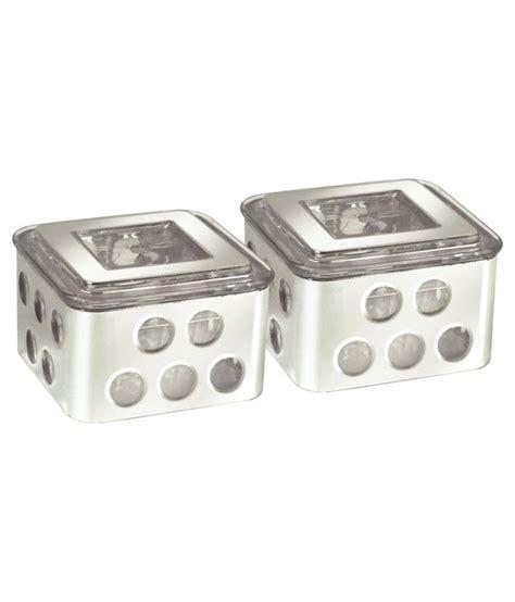 Liza Silver liza silver jar set of 2 buy at best price in