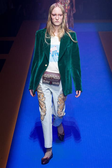 Highfashionliving by Gucci Spring 2018 Rtw Collection High Fashion Living