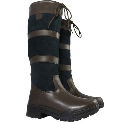 mens leather riding boots for sale ladies mens horse riding country boot winter leather