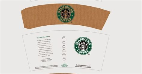 starbucks template toni ellison ของจ ว clay tutorials