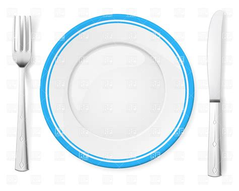plate clip dinner plate cliparts co