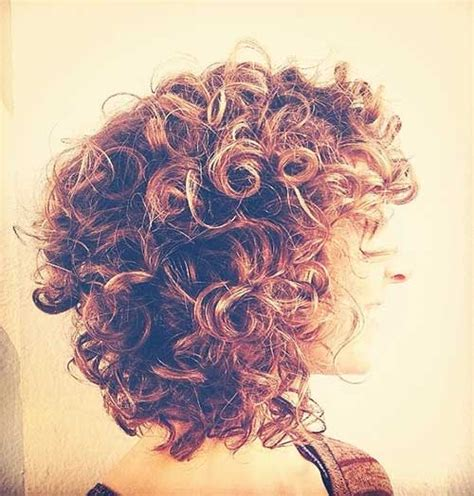 17 best ideas about short permed hair on pinterest curly bob with perm 15 curly perms for short hair crazyforus