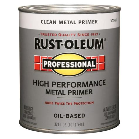 shop rust oleum professional white flat based enamel interior exterior paint actual net