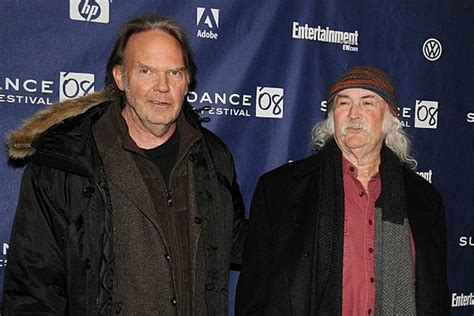 david crosby now david crosby says neil young left his wife for a purely