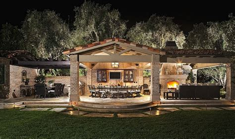 Gazebo Designs For Backyards Craftsman Patio With Exterior Stone Floors Amp Outdoor