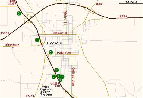 decatur texas map hotels in decatur tx texas hotels