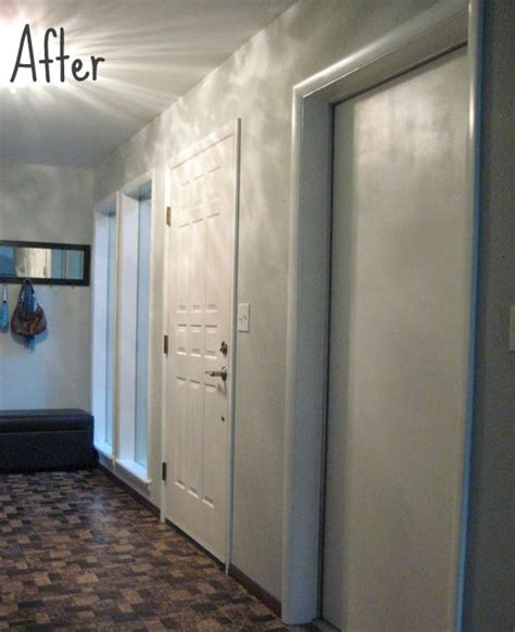 remodelaholic painting wood trim and door hardware